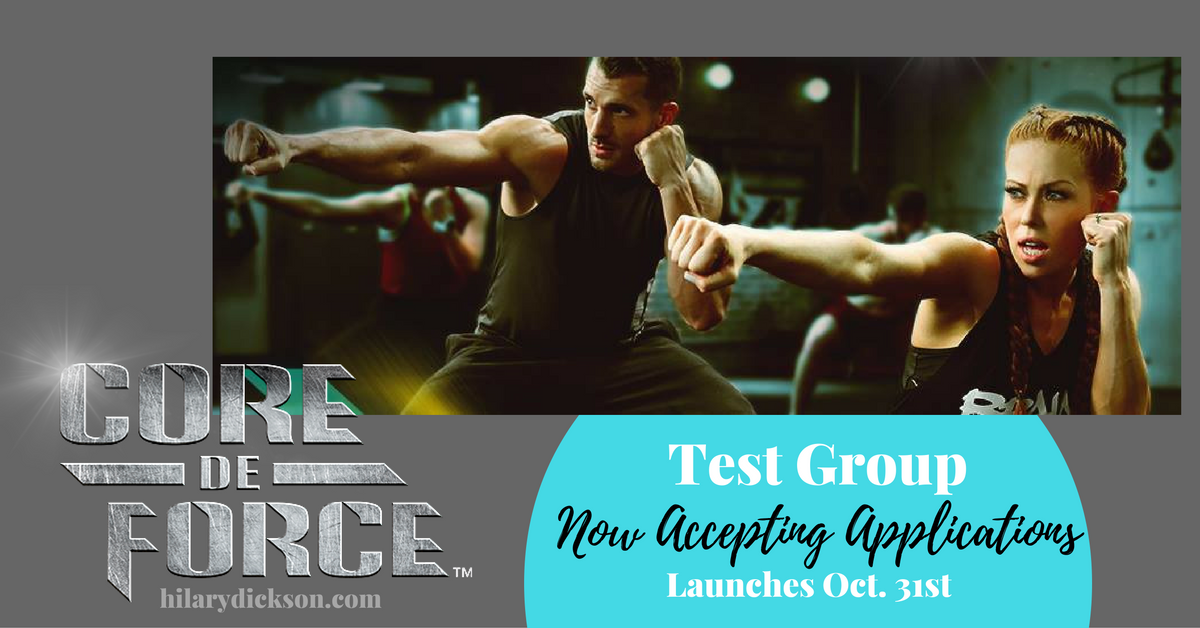 What is Core de Force? Join the Exclusive Test Group today
